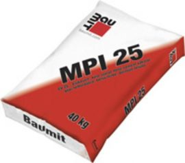 Baumit MPI 25 (GV25) beltéri gépi vakolat 40kg