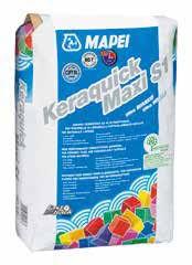 Mapei Keraquick Maxi S1 Fehér 23kg