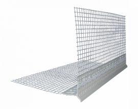 PVC Üvegszövetes Vízorros balkonprofil 2.5m