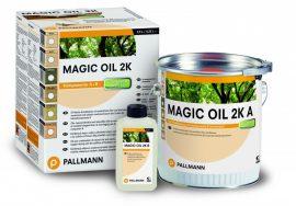 Pallmann Magic Oil Natúr 2.75l