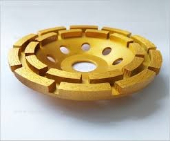 Gyémánt Csiszoló Tárcsa Dupla Soros 180mm
