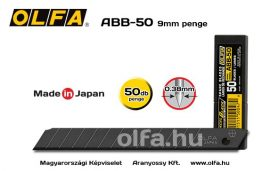 Olfa ABB-50 Késpenge 9mm